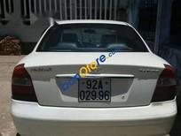 Cần bán xe Daewoo Nubira năm sản xuất 2001, màu trắng xe gia đình