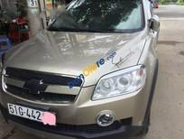 Bán Chevrolet Captiva AT đời 2007, màu vàng số tự động