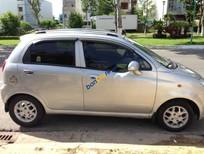 Cần bán Daewoo Matiz Super đời 2007, màu bạc, xe nhập số tự động