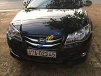 Bán ô tô Hyundai Avante MT sản xuất năm 2012, màu đen số sàn
