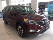 Cần bán xe Honda CR V năm sản xuất 2017, màu đỏ