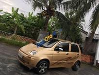 Bán ô tô Daewoo Matiz MT năm sản xuất 1999, màu vàng số sàn, 108tr