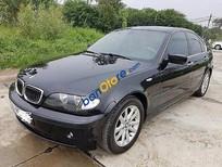 Bán BMW 318i đời 2005, màu đen, nhập khẩu giá cạnh tranh