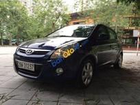 Chính chủ bán xe Hyundai i20 AT đời 2011, màu xanh