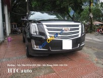 Bán Cadillac Escalade ESV Platium 2015 màu đen, đã sử dụng