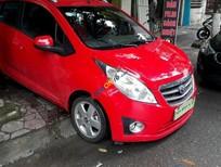 Cần bán lại xe Daewoo Matiz Groove 1.0 AT năm sản xuất 2010, màu đỏ, nhập khẩu, 225 triệu