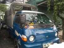 Cần bán xe Hyundai Porter đời 2002, màu xanh lam, máy khỏe và êm ái