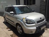 Cần bán lại xe Kia Soul 4U, màu bạc, nhập khẩu, xe gia đình