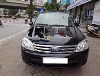 Bán Ford Escape XLS 2.3AT đời 2009, màu đen, 445tr