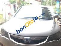 Bán Honda Civic sản xuất 2011, màu bạc