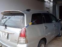 Cần bán xe Toyota Innova J đời 2006, màu bạc giá cạnh tranh