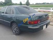 Bán Toyota Camry XLE AT đời 1996, màu xanh lam