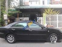 Bán xe Toyota Camry đời 2004, màu đen