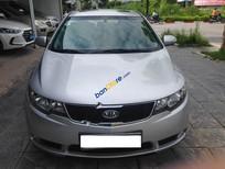 Bán xe cũ Kia Forte Sli đời 2009, màu bạc, nhập khẩu, 425 triệu