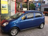 Bán Daewoo Matiz Joy đời 2010, màu xanh lam, nhập khẩu