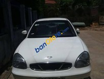Bán Daewoo Nubira năm 2001, màu trắng, xe đẹp, máy móc vận hành tốt