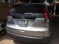 Cần bán gấp Honda CR V 2.0AT năm sản xuất 2013, màu bạc