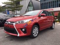 Toyota Long Biên: Bán xe Toyota Yaris 1.5G CVT 2018, xe nhập, giá tốt nhất miền Bắc - Hotline - 097.141.3456