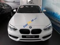 BMW 1 Series 118i năm 2017, màu trắng, nhập khẩu, LH 0901124188 nhận xe ngay với mức ưu đãi tốt nhất