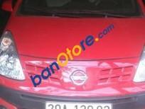 Bán Nissan Pixo đời 2011, màu đỏ, giá 345tr