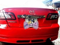 Cần bán Mazda 6 2.0MT năm 2004, màu đỏ