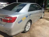 Bán xe Toyota Camry năm sản xuất 2012, màu bạc số tự động, 920 triệu