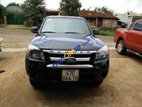Bán Ford Ranger MT sản xuất 2011, màu đen đã đi 5000 km, giá tốt