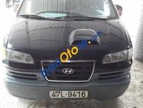 Bán xe Hyundai Libero sản xuất 2000, màu đen