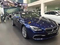 Bán BMW 6 Series 640i Grancoupe sản xuất 2017, màu xanh lam, xe nhập