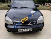 Cần bán xe Daewoo Nubira MT đời 2002, màu đen, 78tr