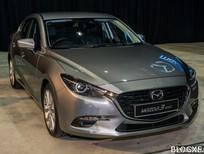 Mazda Hải Phòng - Mazda 3 Facelift 2017 - Giảm giá công bố và gói phụ kiện 30tr, liên hệ 0961251555