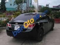 Cần bán lại xe Chevrolet Cruze LS sản xuất 2015, màu đen số sàn