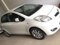 Toyota Yaris NK SX 2009, số tự động, màu trắng, nội ngoại thất rất mới