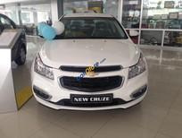 Bán Chevrolet Cruze LT 1.6MT sản xuất 2017, màu trắng