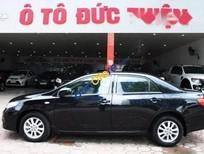 Bán xe Toyota Corolla Xli đời 2009, màu đen, nhập khẩu nguyên chiếc
