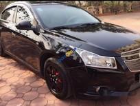 Bán Chevrolet Cruze đời 2011, màu đen, giá tốt