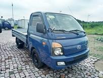 Bán xe tải Hyundai Porter thùng lửng màu xanh đời 2013 cũ 0888.141.655