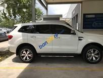 Bán Ford Everest Titanium sản xuất 2016, màu trắng
