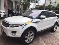 Cần bán xe LandRover Range Rover Evoque đời 2013, màu trắng, đảm bảo không đâm đụng bơi lội