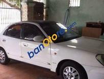 Bán xe cũ Daewoo Aranos MT đời 2001, màu trắng, giá bán 127tr