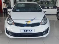 Bán Kia Rio 4DR AT năm sản xuất 2016, màu trắng, xe nhập, giá tốt