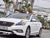 Bán Hyundai Sonata đời 2015, màu trắng, xe zin 100%