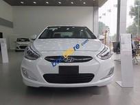 Cần bán Hyundai Accent Blue sản xuất 2017, màu trắng