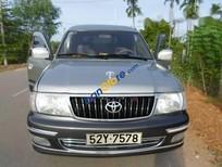 Bán xe cũ Toyota Zace GL đời 2005 còn mới, 345 triệu
