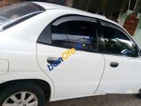 Bán xe Daewoo Nubira MT đời 2002, màu trắng