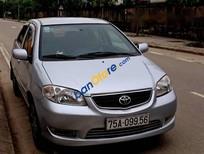 Bán xe Toyota Vios 1.5MT ĐK 2004, số tay, cực tốt