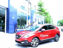 Bán Peugeot 3008 sản xuất 2017, màu đỏ