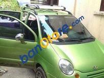 Cần bán xe Daewoo Matiz SE sản xuất năm 2007, số sàn và mới đi được 105.000km