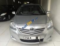 Bán xe cũ Toyota Vios G đời 2011, màu bạc số tự động
