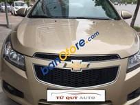 Tứ Quý Auto bán Chevrolet Cruze 1.6 MT đời 2013, màu vàng